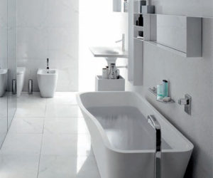 Zucchetti Kos Faraway Bathroom Collection