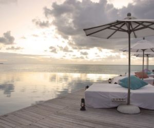 A Tropical Paradise Revealed By The Dhigu Resort In The Maldives