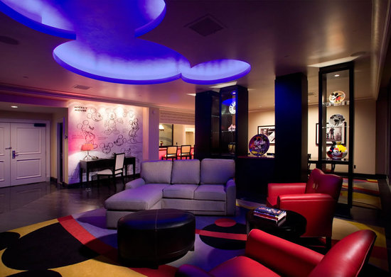 Amazing The Mickey Mouse Penthouse At Disneyland