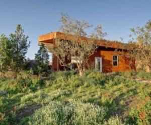 Joshua Tree Boulder House by W. Garett Carlson