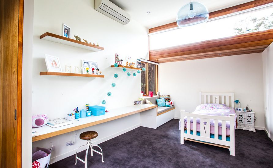 Kid room with AC