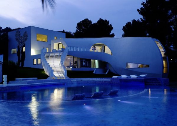 The most beautiful and luxury house in Mallorca, Spain