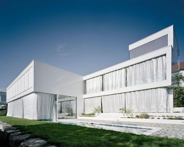 Awesome Luxury Residence In Germany By C18 Architekten - Open-air-sculpture-residence-by-marek-rytych-architekt