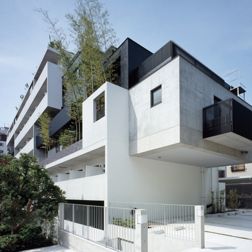 Top class residential house in Tokyo