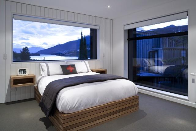 Shallard House Bedroom