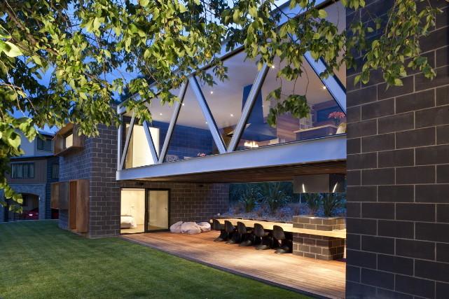 Shallard House Exterior