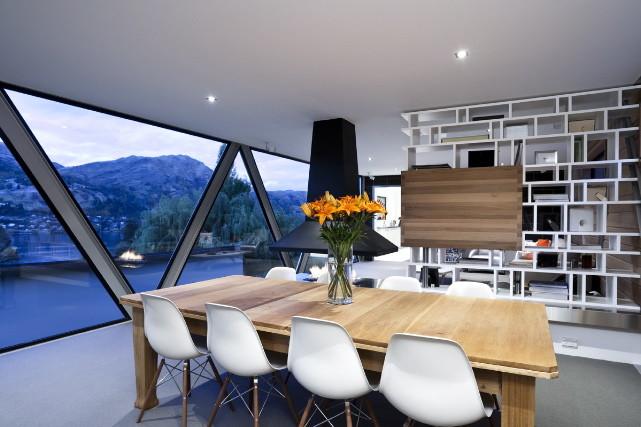 Shallard House dining area