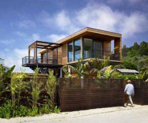 The Prefab Flood Proof House
