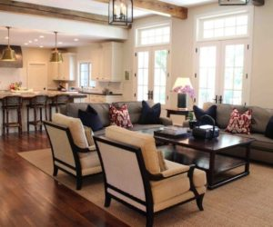 ... Traditional Living Room Decorating Ideas