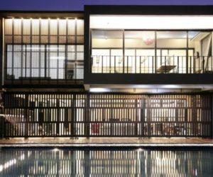 Ubon House in Thailand by Supermachine Studio
