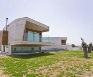 Vassilis Residence in Nicosia, Cyprus