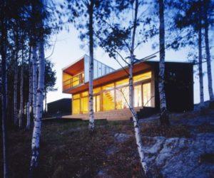 Villa Linnanmaki in Somero, Finland