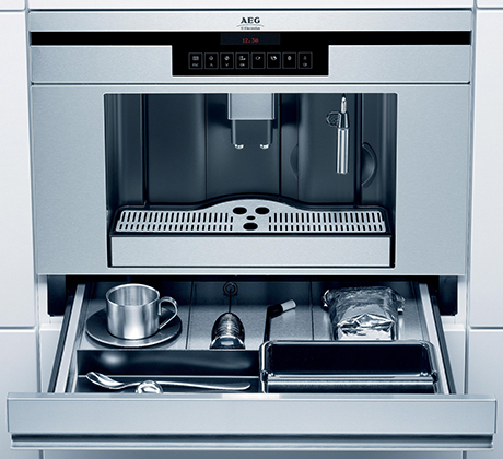 Enjoy The Quality Espresso And Cuccino With Electrolux