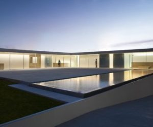 Rectangular House in Valencia, Spain by Silvestre Arquitectos