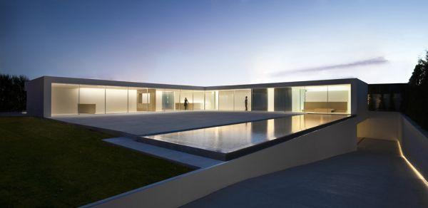 Rectangular Houses rectangular house in valencia, spainsilvestre arquitectos