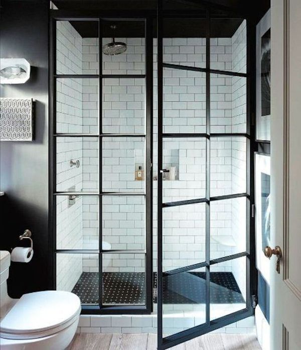 Shower Enclosures Types With Different Styles And Impressions