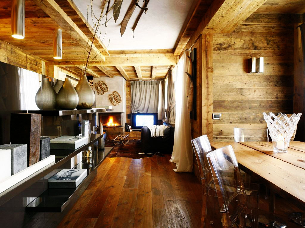 Blending Rustic And Cottage-style In Home Décor