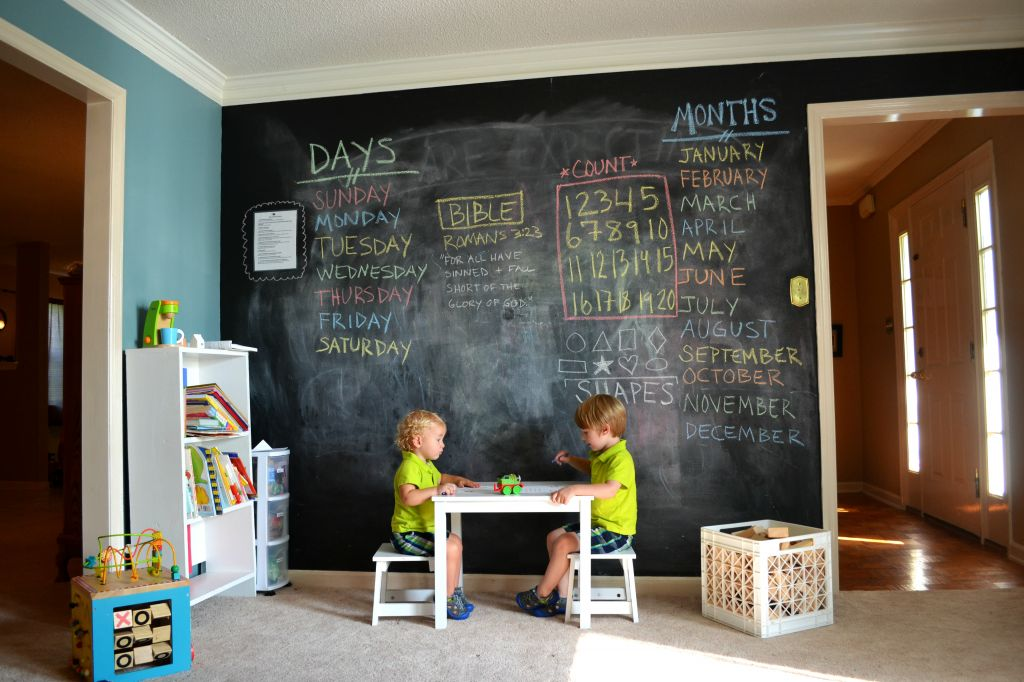 Creative Ways To Decorate The Kids Rooms On A Budget