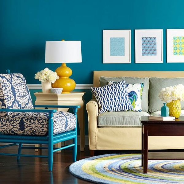 Teal Is A Vibrant But Also Relaxing Color. Part 75