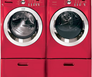 Top Rated Energy Efficiency Front Load Washers