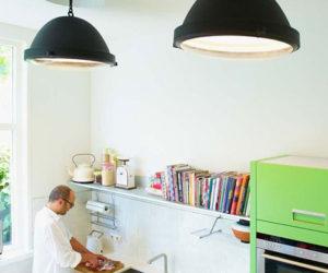 Modern Urban Lamp designs by Jacco Maris