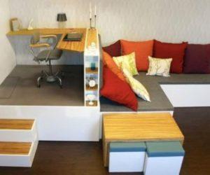 Matroska a compact living concept