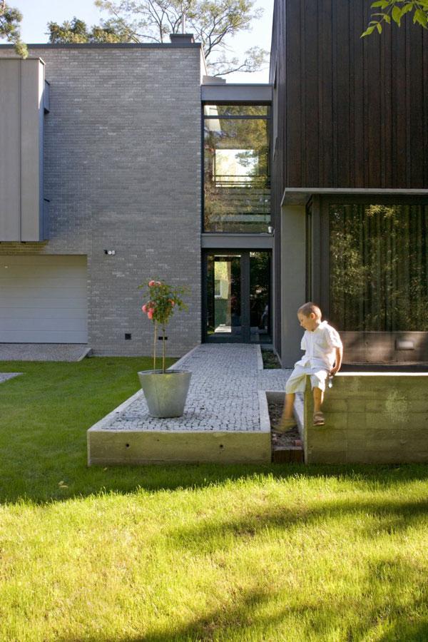 Open Air Sculpture Residence By Marek Rytych Architekt - Open-air-sculpture-residence-by-marek-rytych-architekt
