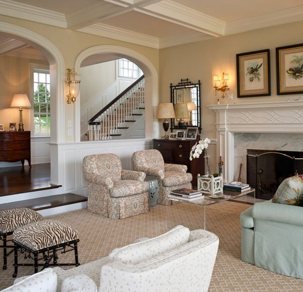 Traditional Living Room Decorating Ideas: Traditional Living Room Decorating Ideas