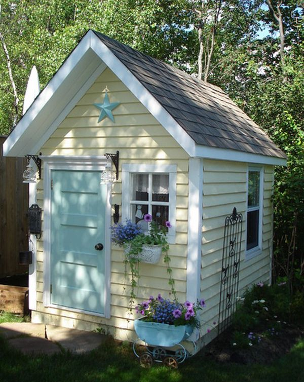 garden shed design.  Garden Shed Inspiration And Attractive Design Ideas