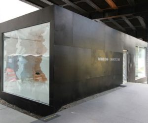 Unique Fashion Store Design by Richard Chai + Snarkitecture