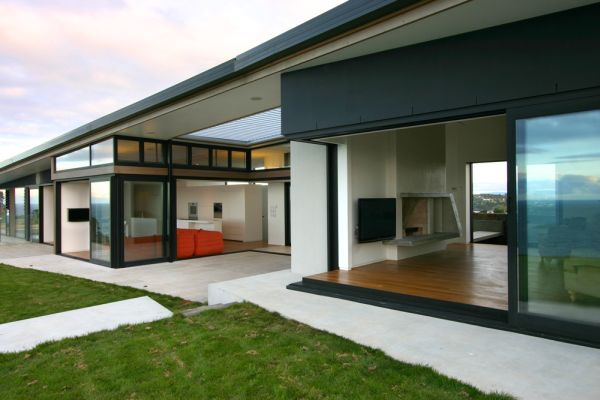 Contemporary House in Auckland7