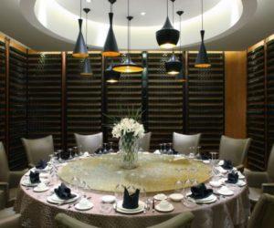 Five Star Contemporary Yuwan Restaurant Design