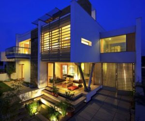 350 Square Family House in Gurgaon, India