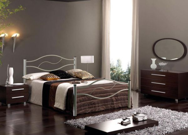31 beautiful and modern bedrooms design ideas for Beautiful bedroom decor ideas
