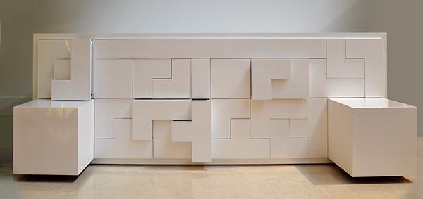 tech furniture Tetris Furniture Board