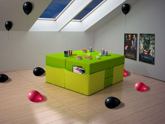 Versatility and functionality furniture3