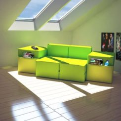 The Versatile Multiplo Ultimate Home Furniture