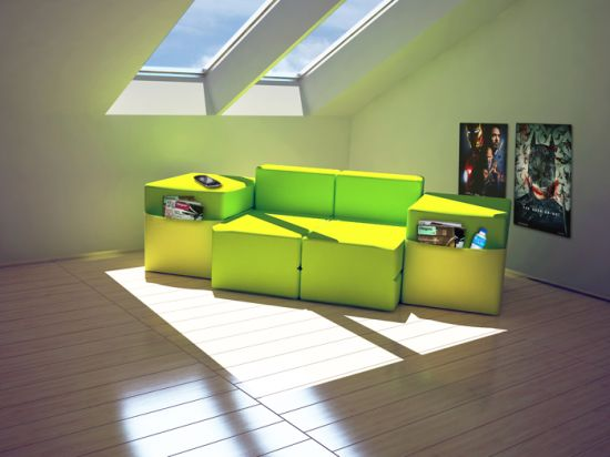 Versatility and functionality furniture4