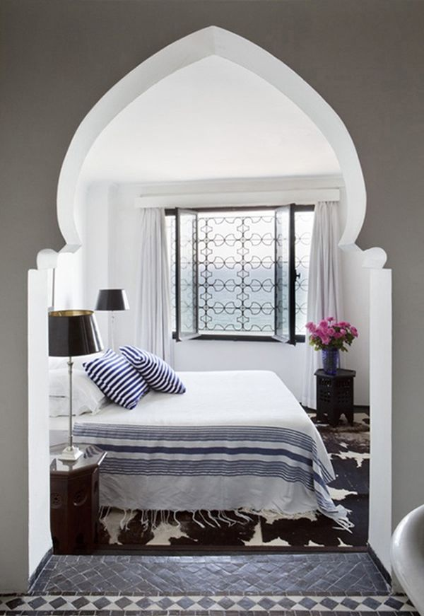 1001 Arabian Nights In Your Bedroom. Moroccan Décor Ideas