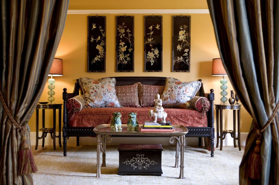 Decorating With Asian Accents U2013 A Few Style Secrets