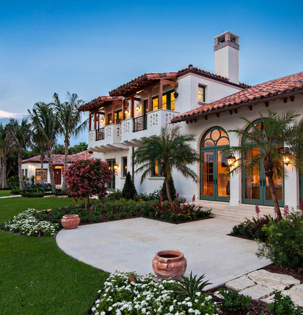 Interior Spanish Style Homes: Home Decorating Ideas