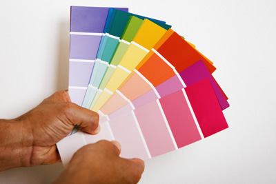 How To Coordinate The Colors When Doing Home Painting