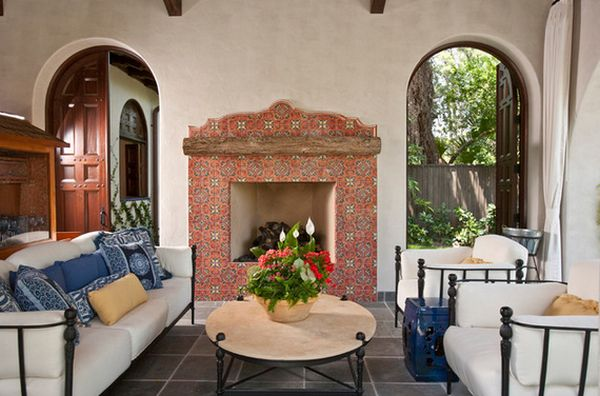 Home Decorating Ideas - The Spanish Style