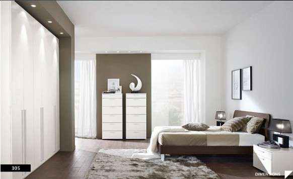 31 Beautiful and Modern Bedrooms Design Ideas