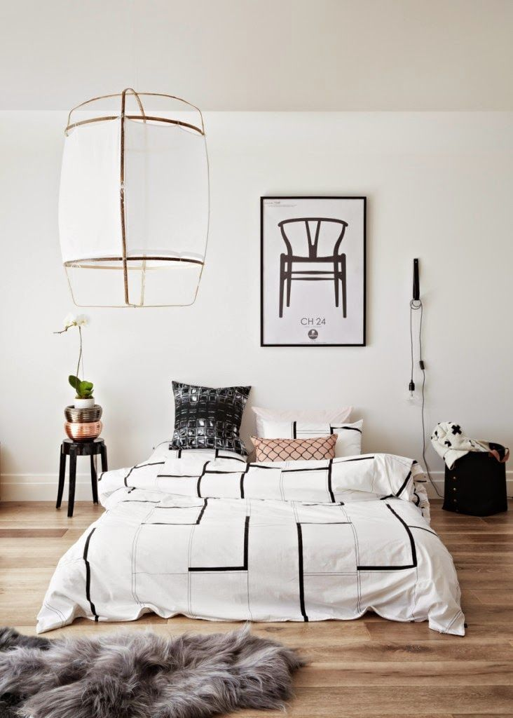 Best 25  White wall bedroom ideas on Pinterest | White comforter ...