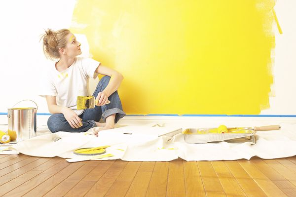 The Equipment Needed for Home Painting