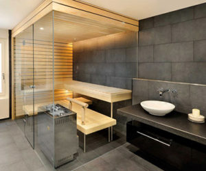 sauna design ideas home - photo #40