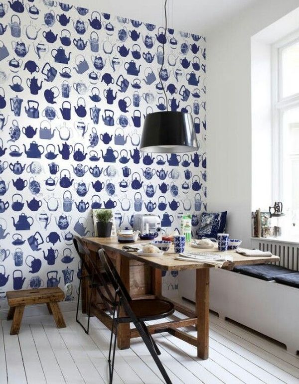 wallpaper and paint - Home Wallpaper Designs