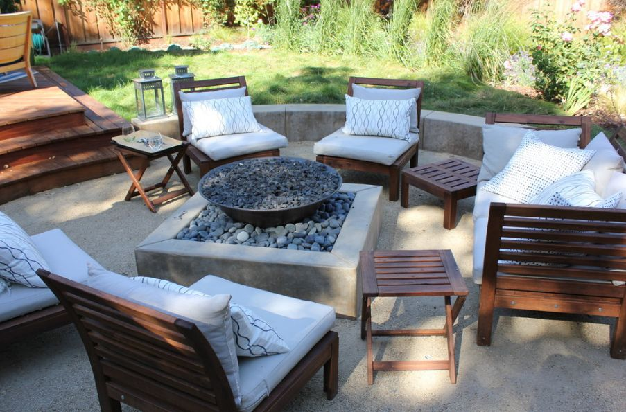 How to choose a firepit to make the outdoors cozy - Choosing contemporary modern furniture ...