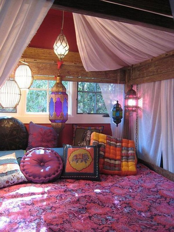 1001 Arabian Nights In Your Bedroom Moroccan Decor Ideas